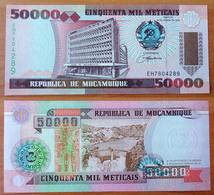 Mozambique 50000 Meticais 1993 UNC - Mozambique