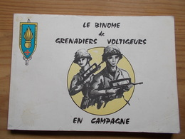 MILITARIA ARMEE DE TERRE INFANTERIE FRANCAISE 1979 BINOME GRENADIERS VOLTIGEURS EN OPERATION FRANCE - Libri