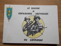 MILITARIA ARMEE DE TERRE INFANTERIE FRANCAISE 1979 BINOME GRENADIERS VOLTIGEURS EN OPERATION FRANCE - Books