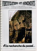 FORTIFICATIONS ET ARMEMENTS DEFENSE FORTIFIEE PLACE DE LANGRES HAUTE MARNE CEINTURE FORT - Books