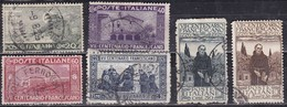 Regno D'Italia, 1926 - San Francesco - Nr.192/199  Usato° - Usati