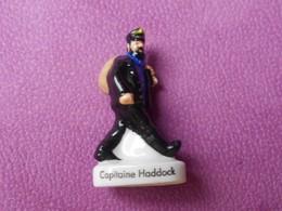Fève 2011 Tintin Et Le Secret De La Licorne Le Capitaine Haddock (T 679) - Personnages