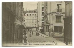 75011 - PARIS - Rue Du Marché Popincourt - CPA - Arrondissement: 11