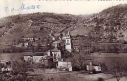 D46 LES JUNIES  L'Eglise Et Les Merlis - Autres Communes