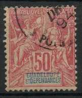 Guadeloupe (1892) N 37 (o) - Guadeloupe (1884-1947)