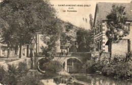 D46  SAINT-VINCENT-RIVE-D'OLT  Le Ruisseau  ..... - Autres Communes