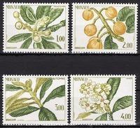 MONACO 1985 SERIE Du N°1467 A N° 1470 - 4 TP NEUFS** - Unused Stamps