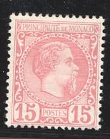 Charles III 15 Cent Yv 5  * - Neufs