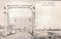 76- LE HAVRE -BOULEVARD CLEMENCEAU - Le Havre