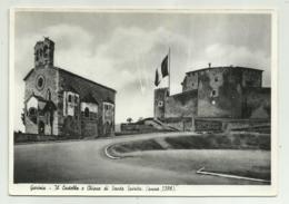 GORIZIA - IL CASTELLO E CHIESA DI SANTO SPIRITO - NV FG - Gorizia