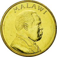Monnaie, Malawi, Kwacha, 1996, TTB+, Brass Plated Steel, KM:28 - Malawi