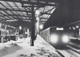Berlin,S-Bahn,Berlin Wannsee, Ungelaufen - Trains
