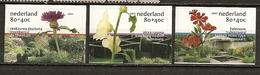 Pays-Bas Netherlands 2001 Fleurs Flowers Set Complete MNH ** - Period 1980-... (Beatrix)