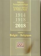 BELGIQUE: Officiële Postzegelcatalogus - Catalogue Officiel De Timbre-Poste - Belgium