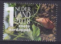 Nederland - 19 Oktober 2018 - Mijn Groentetuin - Zoete Aardappel/patate Douce/sweet Potato/Süßkartoffel - MNH - Gemüse
