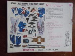 Seccotine Colle Meme Le Fer - Army & War