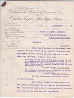 PARIS--rue De Londres--Construction De Matériel De Chemins De Fer--1913--ORENSREIN & KOPPEL Et ARHUR KOPPEL - Frankrijk