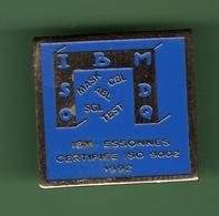 IBM *** ESSONNES *** 0101 - Trademarks
