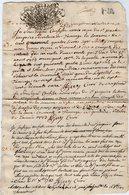 VP14.180 - TANINGES X CLUSES 1771 / 73 / 81 - Quittance - Sr GUY Curé De MAGLAND - Manuscripts