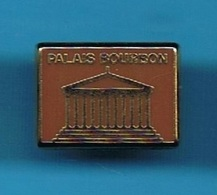 1 PIN'S //  ** PALAIS BOURBON ** . (Arthus Bertrand Paris) - Arthus Bertrand