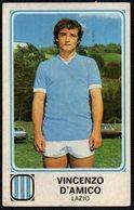 FOOTBALL - PANINI - CALCIATORI 1978-1979 - LAZIO - VINCENZO D'AMICO - STICKER N.172 - Calcio