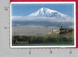 CARTOLINA VG ARMENIA - Monastery Complex Khor Virap - 10 X 15 - ANN. 2005 - Armenia
