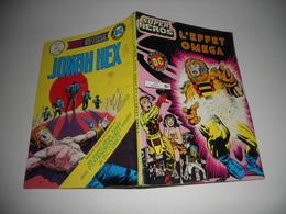 Super Heros N° 8 : L'effet Omega DC AREDIT - Flash