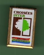CROISEES INTER FORTISSIMO *** 0101 - Badges