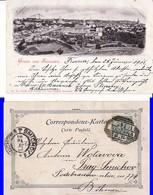 Romania,Rumanien,Roumanie  -Suceava ,Suczawa (Bukowina, Bucovina )-1901 - Romania