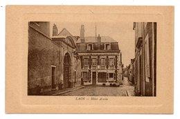 02  LAON  -  Hôtel Acacia - Laon