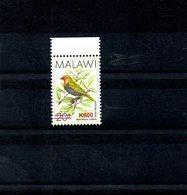"MALAWI, 2018, BIRD, O/P, NEW VALUE, ""600"" 1v. MNH** NEW! - Oiseaux"