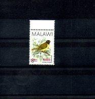 "MALAWI, 2018, BIRD, O/P, NEW VALUE, ""600""-II 1v. MNH** NEW! - Oiseaux"