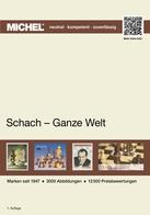 Michel Katalog Schach - Ganze Welt 2018 Versandkostenfrei! Neu - Allemagne
