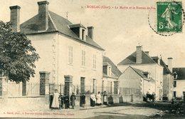 MORLAC(POSTE) - Autres Communes