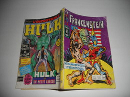 Frankenstein N°13 - Métamorphose Cybernétique  Comics Pocket - Frankenstein