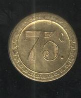 Jeton 75 - GG Au Verso - Professionals / Firms