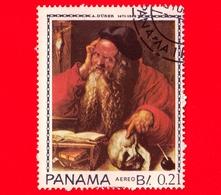 PANAMA - Nuovo - 1967 - Albrecht Dürer (1471-1528) - 0.21 - P. Aerea - Panama