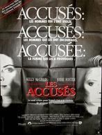 "AFF CINE ORIG ""LES ACCUSES"" (J Kaplan/1988) Jodie Foster 120X160cm - Posters"