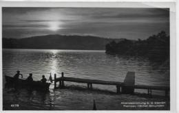 AK 0125  Gmunden - Abendstimmung Bei Der Kleinen Ramsau Um 1938 - Gmunden