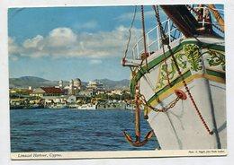 CYPRUS - AK 342294 Limassol Harbour - Cyprus