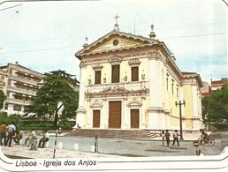 LISBOA   IGREJA   DOS   ANJOS - Lisboa