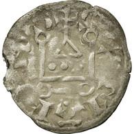 Monnaie, France, Touraine, Denier, Saint-Martin De Tours, TB+, Argent - 476-1789 Monnaies Seigneuriales