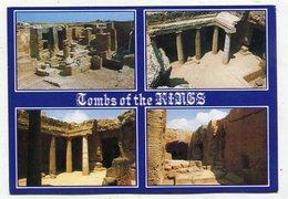 CYPRUS - AK 342308 Paphos - Tombs Of The Kings - Cyprus