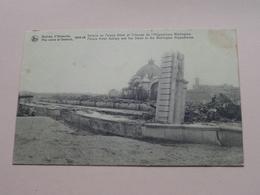 Ruines D'Ostende 1914-18 Ruins Of Ostend ( J. Revyn ) Anno 1919 ( Zie Foto ) ! - Guerre 1914-18