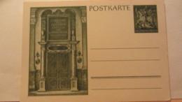 DR: GA  P 296 * Dt. Goldschmiedekunst 1943 Ritter Sankt Georgl Ungebraucht - Briefe U. Dokumente