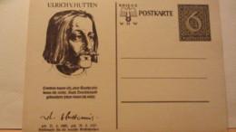 DR: GA  P 285 /03  Ulrich Von Hutten Winterhilfswerk 1939 Ungebraucht - Briefe U. Dokumente