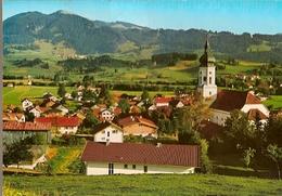 Germany & Circulated, Greetings From  Wertach Im Allgäu Mit Reuter Wanne, Briefzentrum, Forbach 2003 (77766) - Souvenir De...