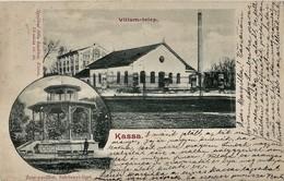 Kosice 1901. Circulated - Kassa - Slovakia - Villam Telep - Factory - Slovacchia