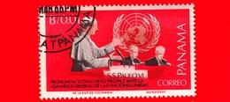 Nuovo - PANAMA - 1966 - Visita Di Papa Paolo VI All'ONU - 0.01 - Panama