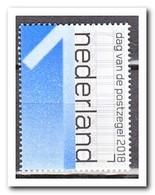 Nederland 2018, Postfris MNH, Day Of The Stamp - Period 2013-... (Willem-Alexander)